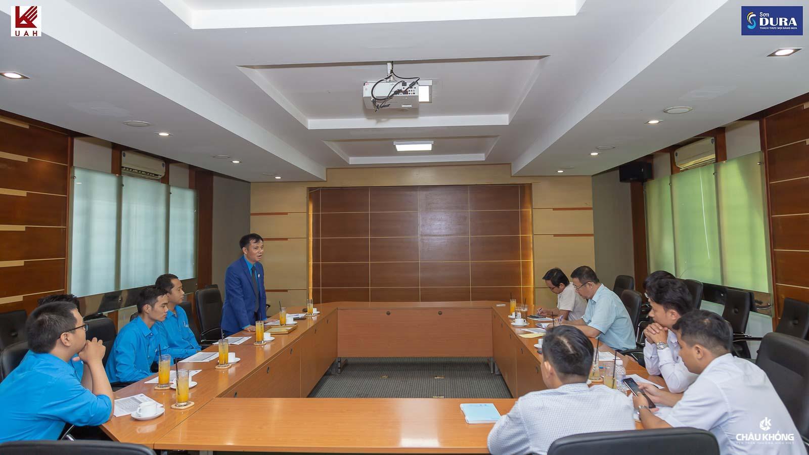 Thúc đẩy quan hệ hợp tác giữa Doanh Nghiệp và trường Đại Học tại Việt Nam